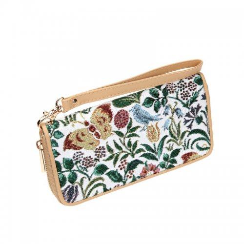 long-zip-around-wallet-spring-flower